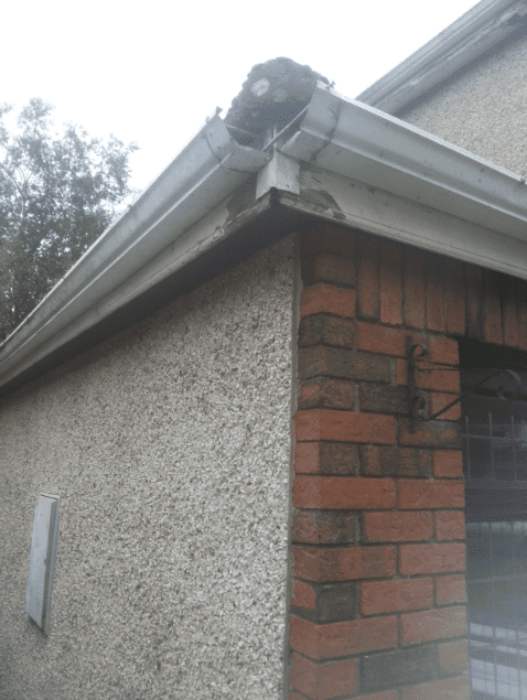 Gutter Needed Replacement in liverpool - Roof Repairs Liverpool