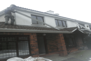 Gutter Replacement and Repairs